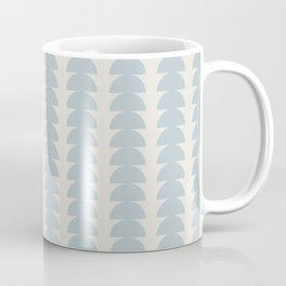 Maude Pattern - Blue Coffee Mug
