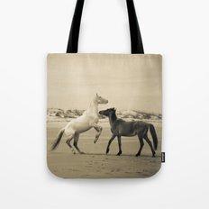 Wild Horses 2 Tote Bag