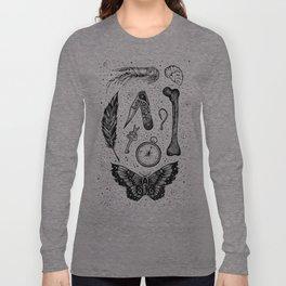 Explore Illustration Long Sleeve T-shirt