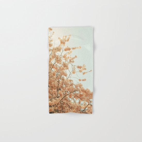 Spring is Here Hand & Bath Towel