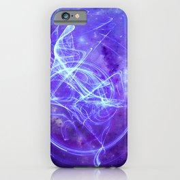 Essence Indigo iPhone Case