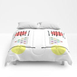O100 Comforters