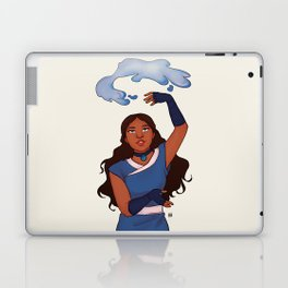 Waterbender Laptop & iPad Skin