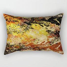 Burnt Out Rectangular Pillow