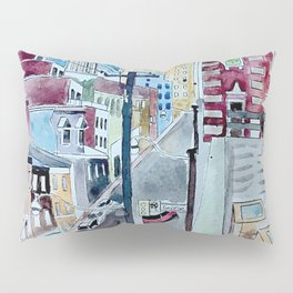 King & George st Toronto Pillow Sham