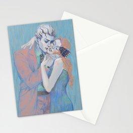 The Kiss, Shinobu Kawajiri with Kira Yoshikage Stationery Cards