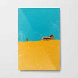 lost place-4 Metal Print