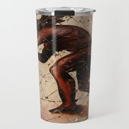 Kokopelli The Flute Player Travel Mug