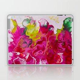 Inviting iris Laptop & iPad Skin