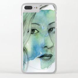 Infusion: Why.... Clear iPhone Case