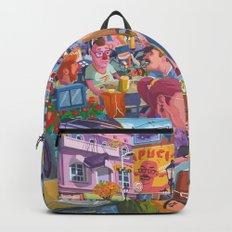 Terace BP soft colors Backpacks