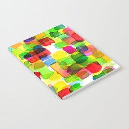 Colorful bliss Notebook