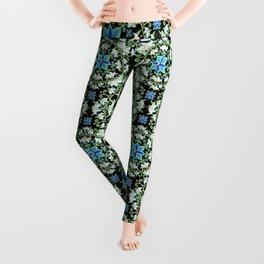Beaux Arts Folkloric Lily Leggings