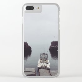 At Port Clear iPhone Case