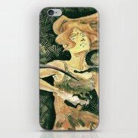 korra iPhone & iPod Skins featuring Korra by NastyaWait
