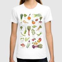 calendar T-shirts featuring Calendar-January thru June by Brooke Weeber