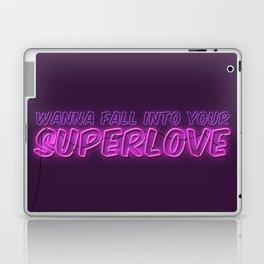 SuperLove / Charli XCX Laptop & iPad Skin