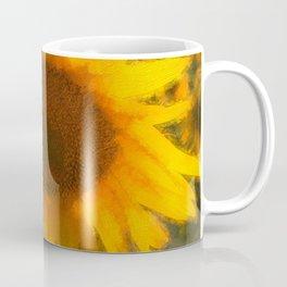 love yellow Coffee Mug