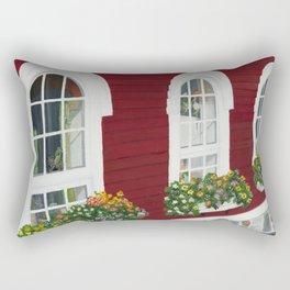 On the Stroll Rectangular Pillow