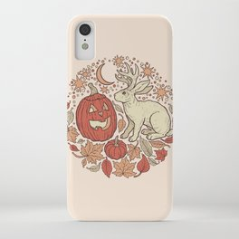 Halloween Friends | Autumn Palette iPhone Case