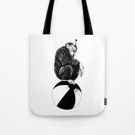 Chimp Tote Bag