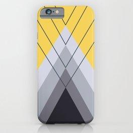 Iglu Primrose Yellow iPhone Case