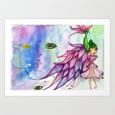 Dream ! Josephine Art Print