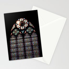 Notre Dame Cathedral. Paris, France Stationery Cards
