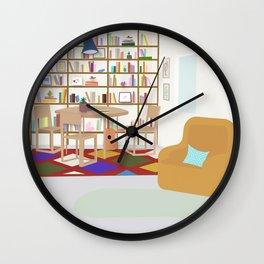 Devendra's room Wall Clock