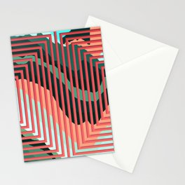 TOPOGRAPHY 2017-012 Stationery Cards