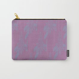 Blurred Flower Carry-All Pouch