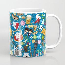 Dulce Patria Kawaii Coffee Mug