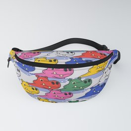 Hippos pattern no2 Fanny Pack