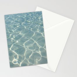 Dive Right In.... Stationery Cards
