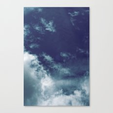 Dreamy Clouds I Canvas Print