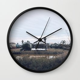 ALVISO II Wall Clock