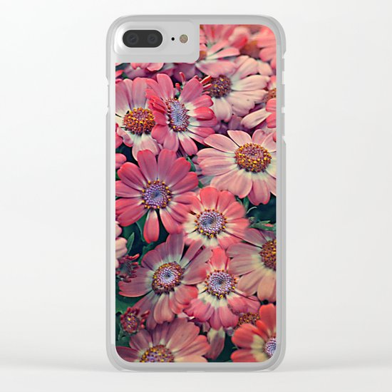 Flower carpet(51). Clear iPhone Case