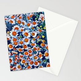 chrydsanthemum Stationery Cards