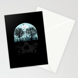 Urban Life Cycle Stationery Cards