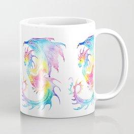 Rainbow Dragon Coffee Mug