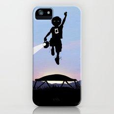 Green Lantern Kid iPhone (5, 5s) Slim Case