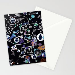 Zeppelin III Led (Deluxe Edition) by Zeppelin Stationery Cards