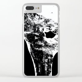 Winters Magic Clear iPhone Case