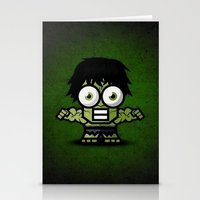 hulk Stationery Cards featuring Hulk by Thorin