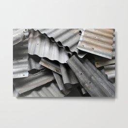 The Art of Rubbish  Metal Print