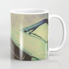 Galaxy Mustang Mug