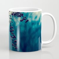 returns Mugs featuring Diminishing Returns by Faded  Photos