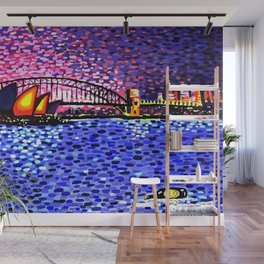 Sydney Harbour Wall Mural