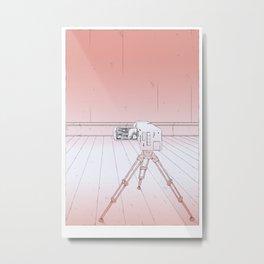 Scenes de Lit / Bedroom scenes IV Metal Print