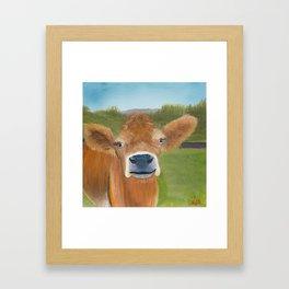 Ruthie Framed Art Print